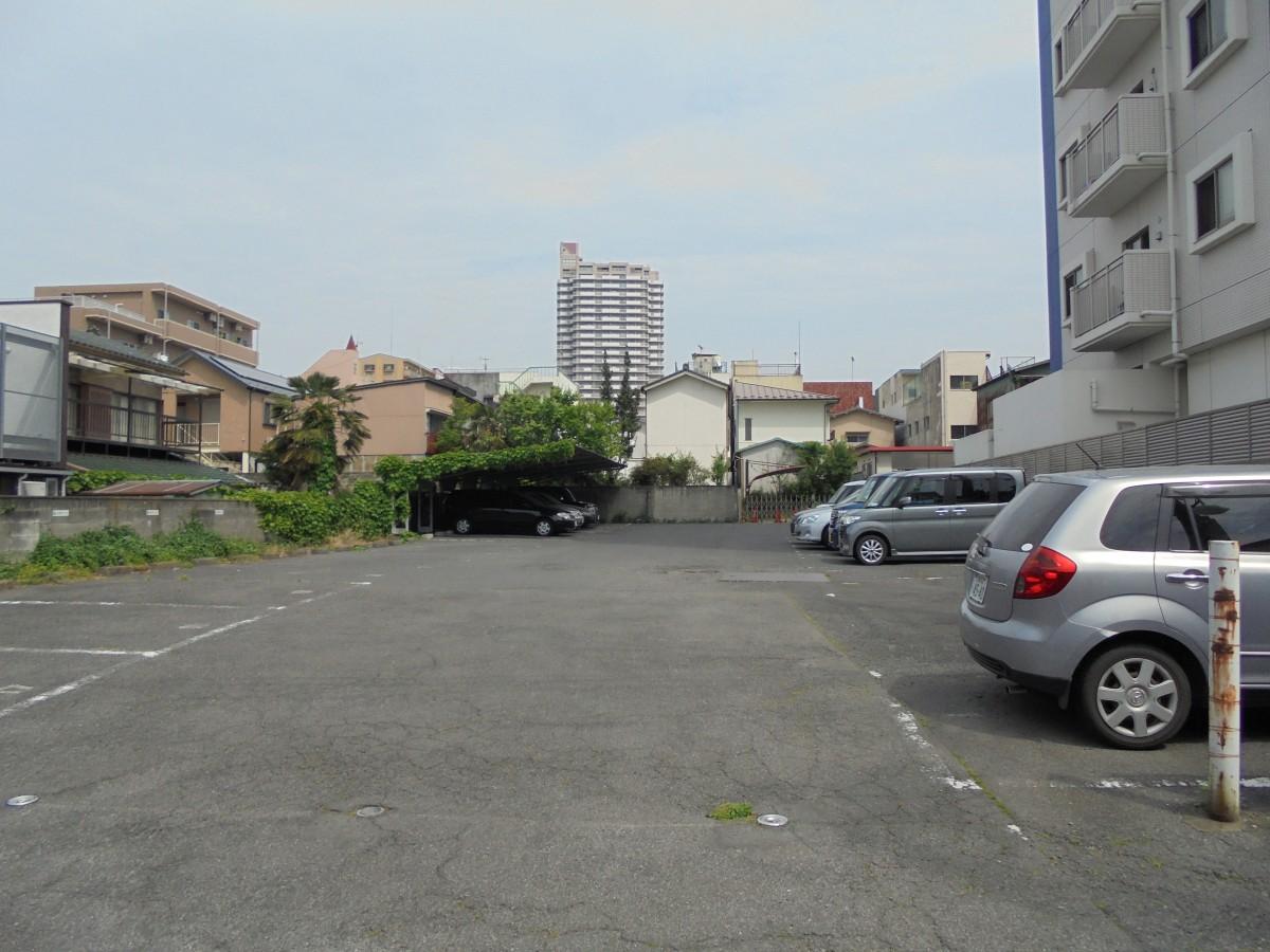 五十畑駐車場1