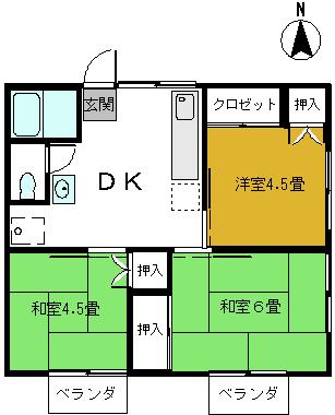 アメニティハウス本町(A3-1-3)