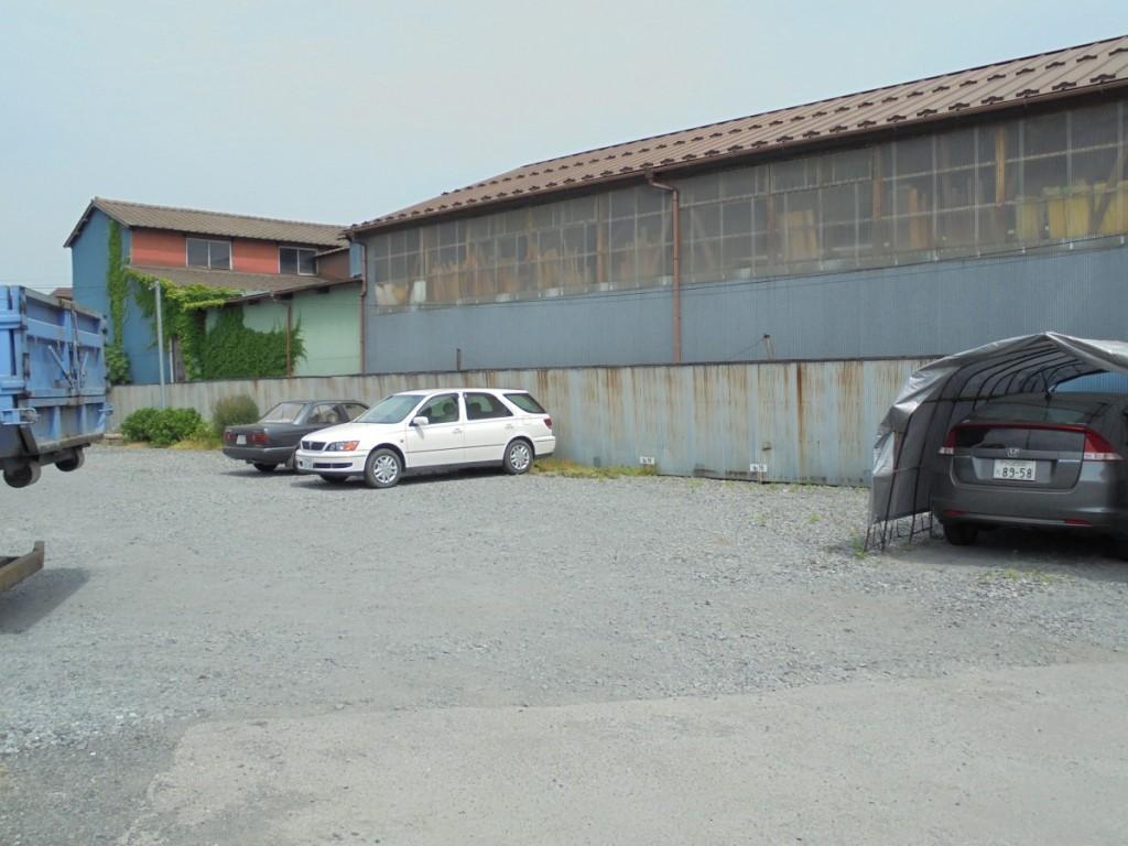 並木駐車場4