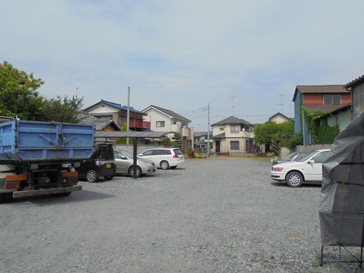 並木駐車場3