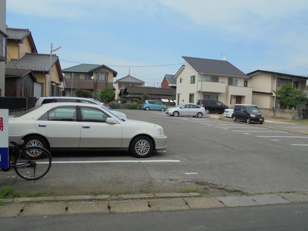 白鳥駐車場1