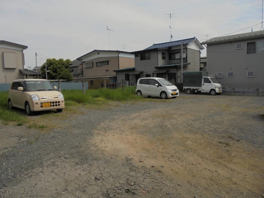 江面駐車場2
