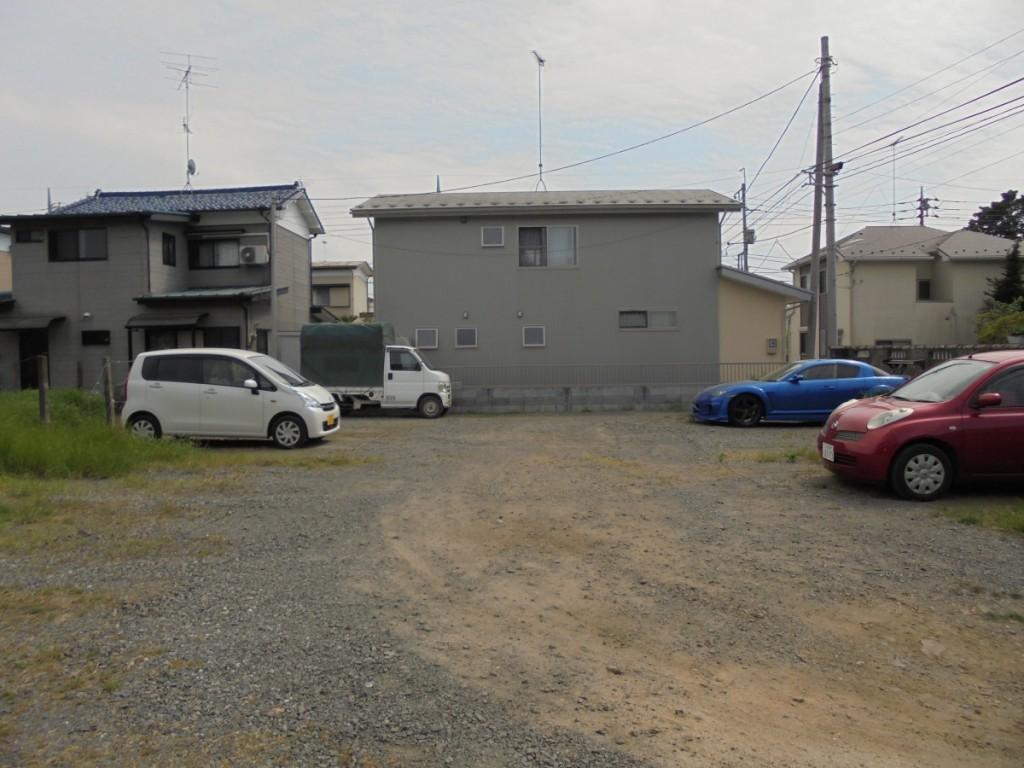 江面駐車場3