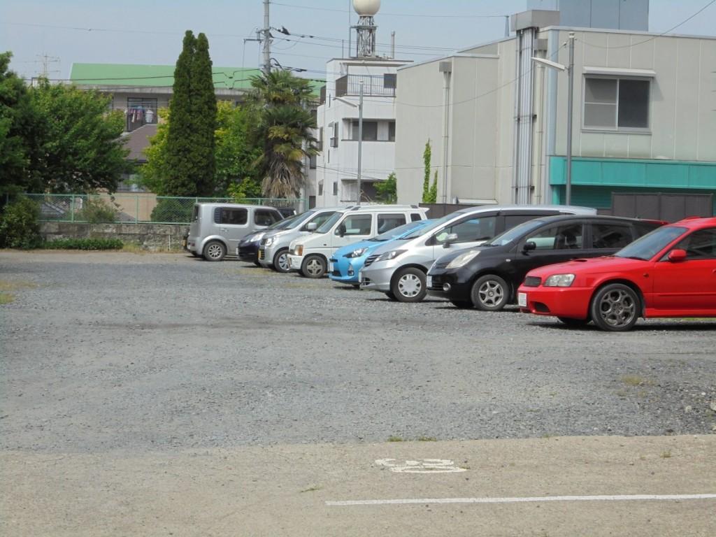 根本駐車場3