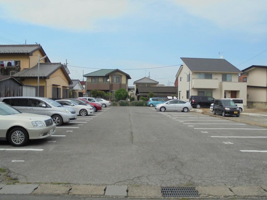 白鳥駐車場2