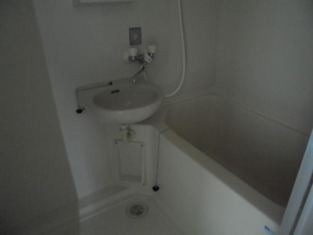 近長マンション502浴槽