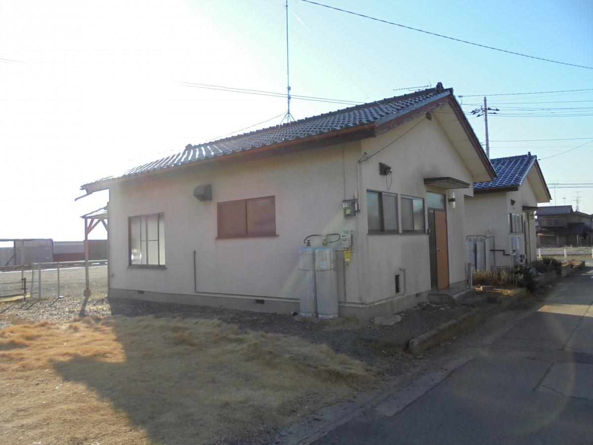 内田アパート№3 外観