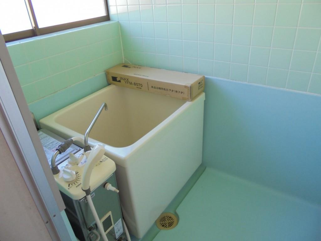 コーポ水上 浴室②