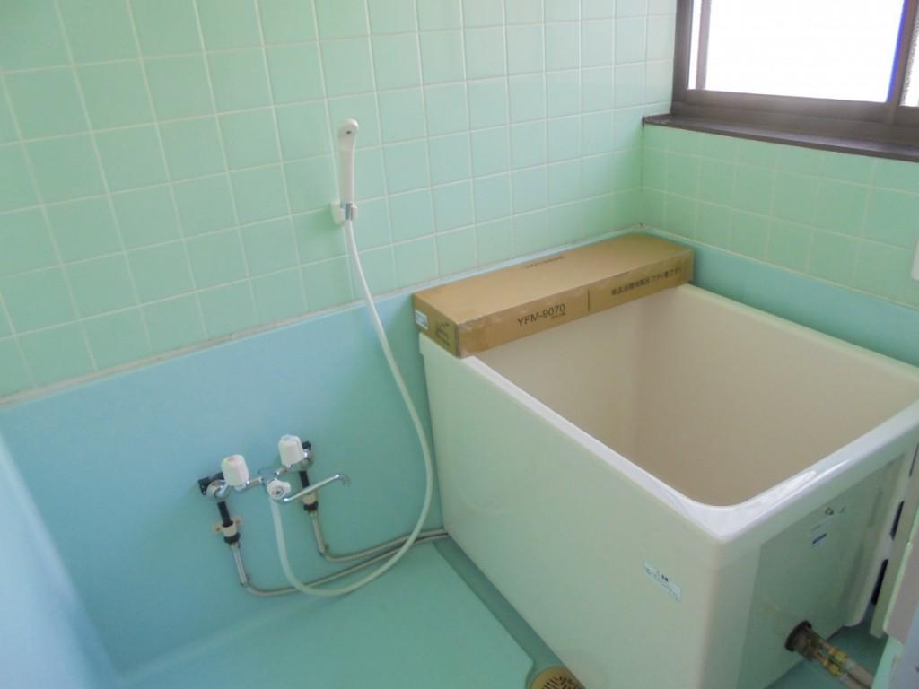 コーポ水上102浴室