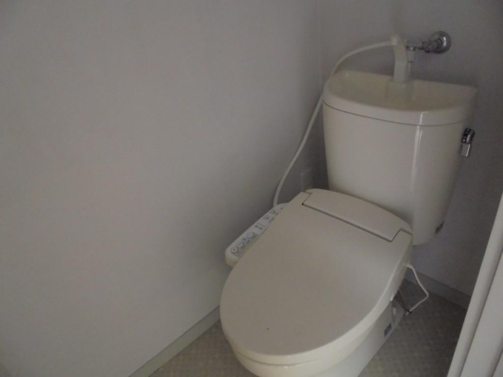 コーポ水上102トイレ