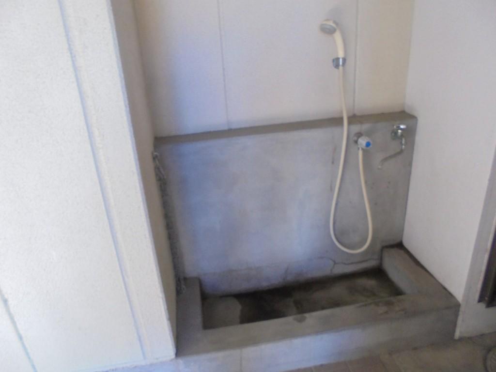 ウィズパピー202 犬足洗い場