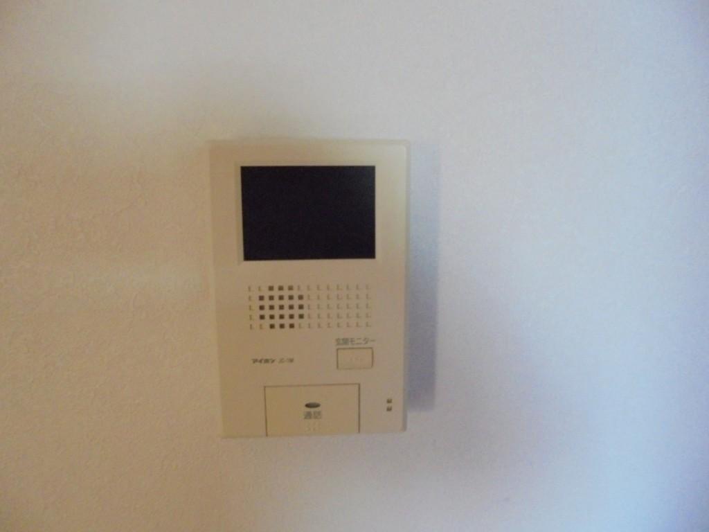 ウィズパピー202 インターフォン