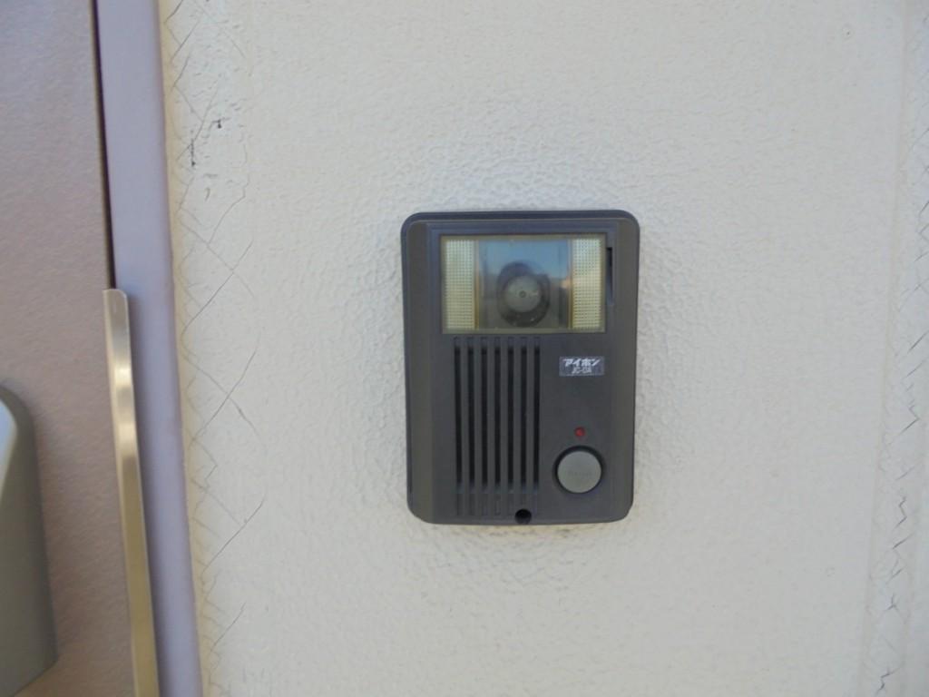ウィズパピー202 カメラ付きインターホン