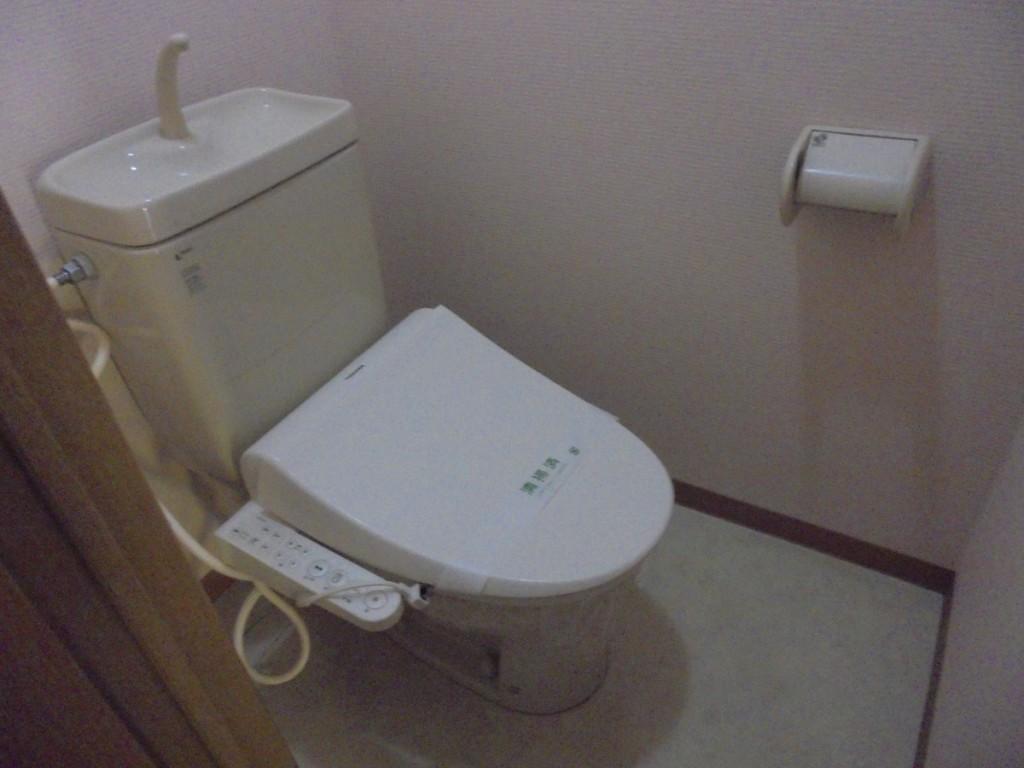 ウィズパピー202 トイレ