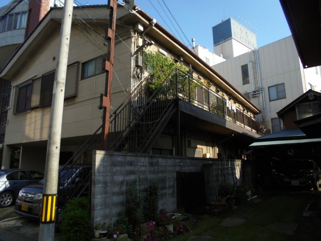 関様店舗2階アパート⑰