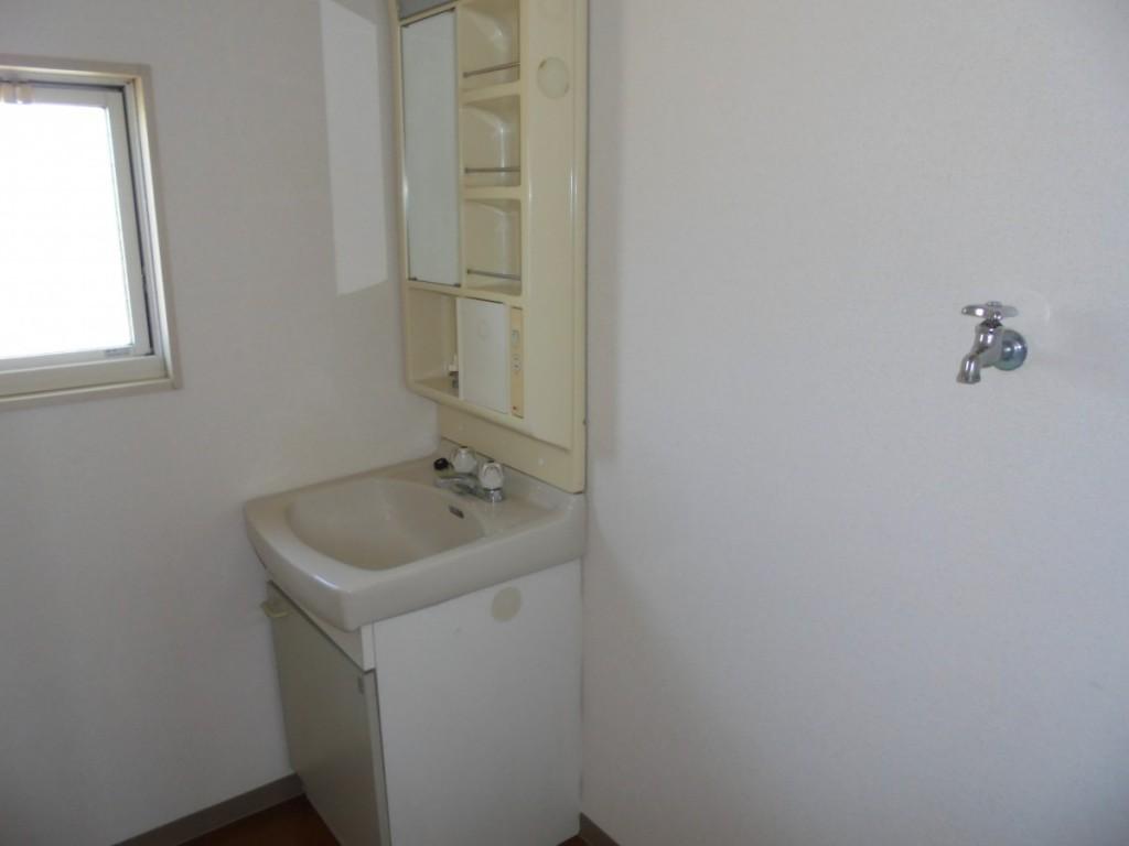 洗面所・洗濯機置場